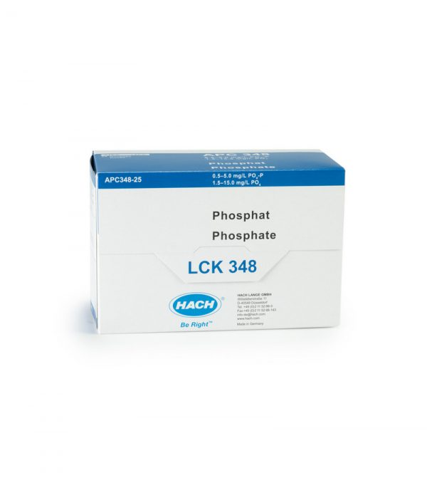 Test en kit Phosphate Hach®