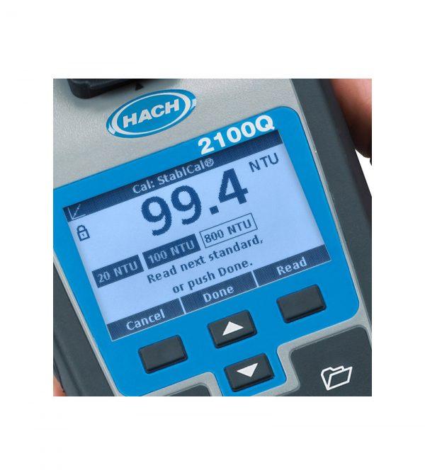 Turbidimètre vin HACH 2100Q