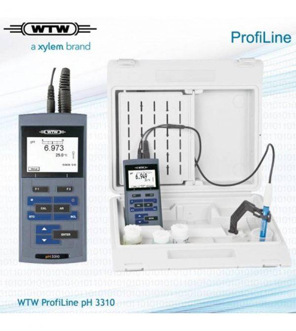 pH mètre WTW 3110