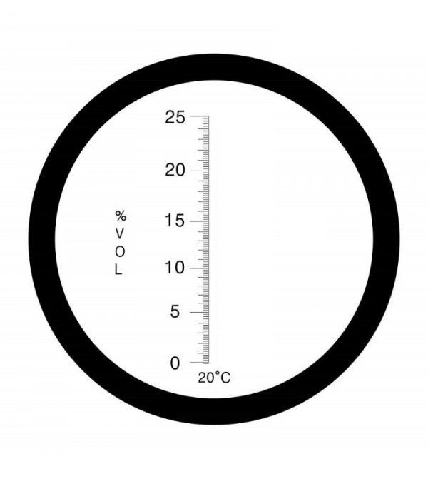 Refractometre Viticole